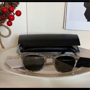 Saint Laurent square sunglasses!